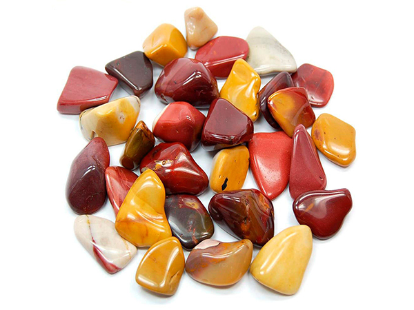 Mookaite jewelry stones assist with making decisions